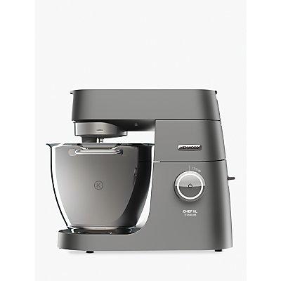 Kenwood KVL8300S Chef Titanium XL Stand Mixer, Silver