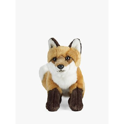 Living Nature Fox Soft Toy, Large