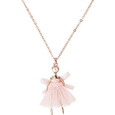Ted Baker Carabel Mini Ballerina Pendant - 5055336325353