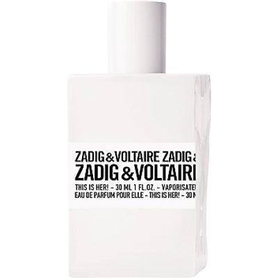 Zadig   Voltaire This Is Her  Eau de Parfum - 3423474891658