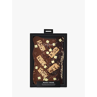 Hotel Chocolat Rocky Road Giant Slab, 500g