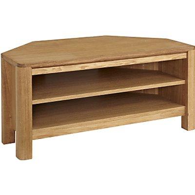 0de24ca2d3fd John Lewis & Partners Seymour Corner TV Stand for TVs up to 43, ...