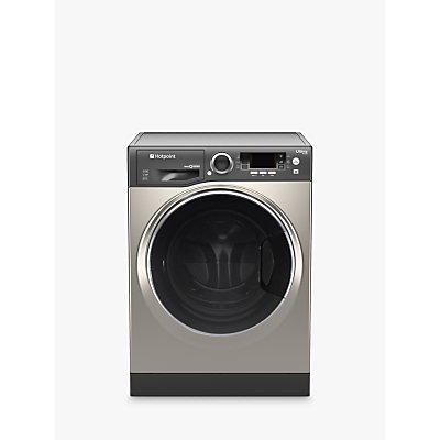Hotpoint RD966JGDUK Washer Dryer  9kg Wash  6kg Dry Load  A Energy Rating  1600rpm Spin  Graphite - 5054645002559