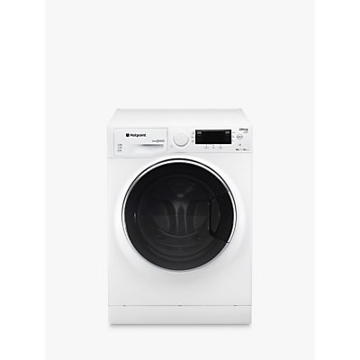 Hotpoint RD1076JDUK Washer Dryer, 10kg Wash/7kg Dry Load, A Energy Rating, 1600rpm Spin, White