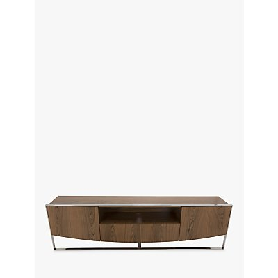 AVF Loren 2000 TV Stand for TVs up to 85, Walnut