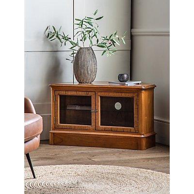 John Lewis & Partners Hemingway Corner TV Stand for TVs up to 43