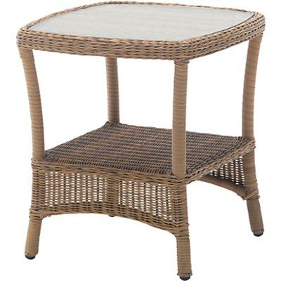 KETTLER RHS Harlow Garden Side Table  Natural - 5015404415317