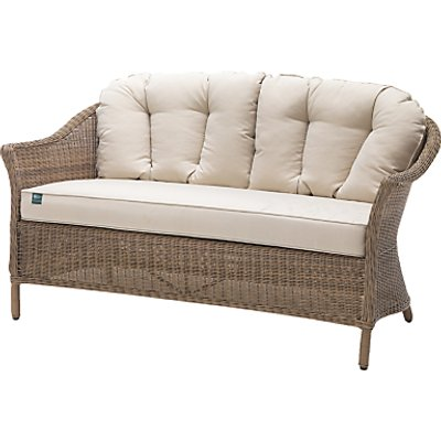 KETTLER RHS Harlow Carr 2 Seater Sofa, Natural