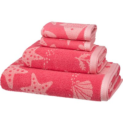 little home at John Lewis Underwater Mermaid Towel Bale - 23115323
