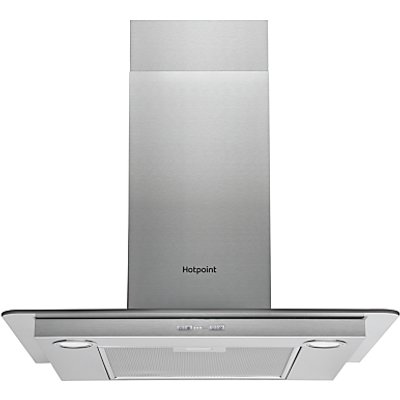 Hotpoint PHFG6 5FABX Chimney Cooker Hood  Stainless Steel - 5016108949832