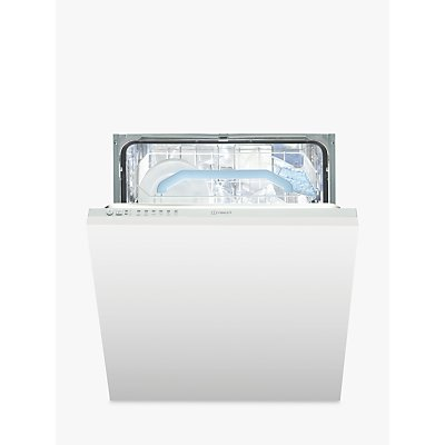 Indesit DIF16B1 Integrated Dishwasher - 8050147025017