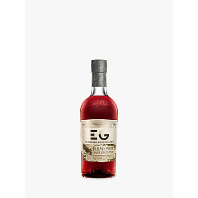 Edinburgh Gin Plum & Vanilla Liqueur, 50cl