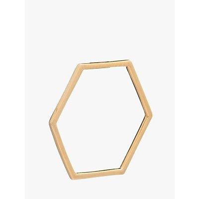 Rachel Jackson London Hexagon Ring - 5060508130161