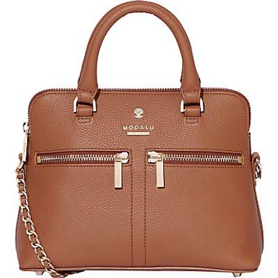 Modalu Pippa Leather Chain Across Body Bag - 5050545641164