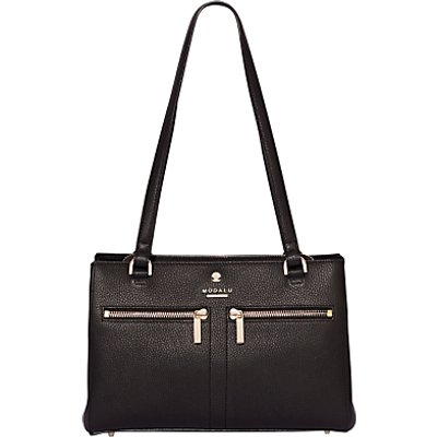 Modalu Pippa Leather Small Shoulder Bag - 5050545641409