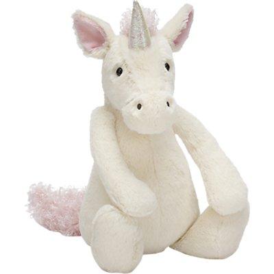 Jellycat Bashful Unicorn Soft Toy, Medium