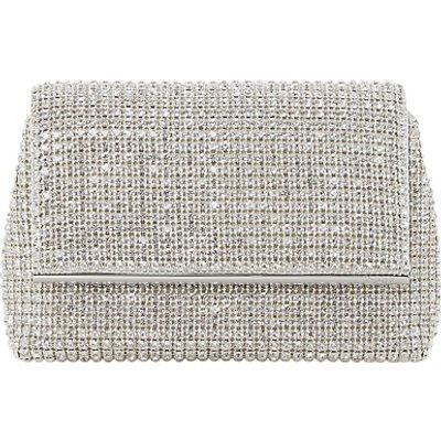Dune Everlina Diamante Embellished Clutch Bag
