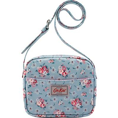 Cath Kids Children s Lucky Bunch Print Across Body Handbag  Blue 5055913986137