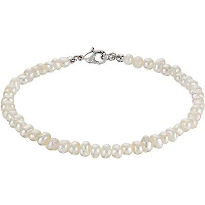 Ivory   Co  Freshwater Pearl Bracelet  White - 23377417