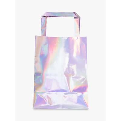 Ginger Ray Iridescent Party Bags  Pack of 5 - 5055995934361