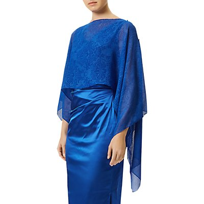 Damsel in a dress Embossed Shrug