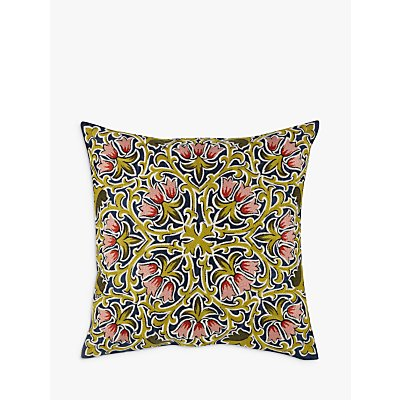 Liberty Fabrics   John Lewis Lodden Flower Cushion - 23425194