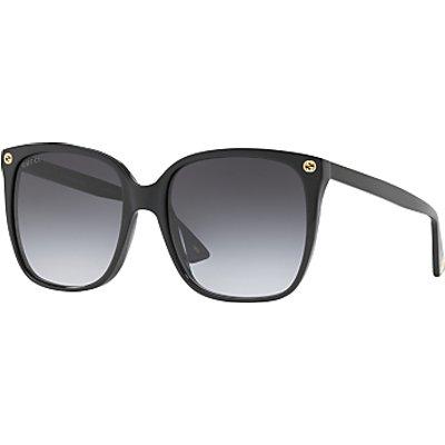 Gucci GG0022S Square Sunglasses - 889652048123