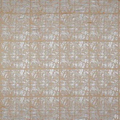 John Lewis Kyla Furnishing Fabric  Gold - 23352711