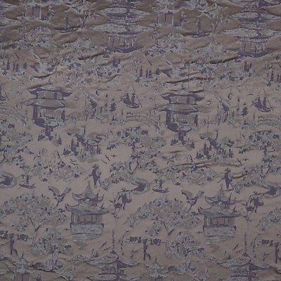 John Lewis Oriental Scene Furnishing Fabric - 23352919