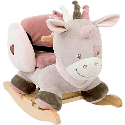 Nattou Jade Unicorn Rocker