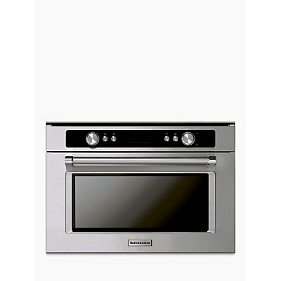 KitchenAid KMMXX 38600 Microwave Oven, Stainless Steel