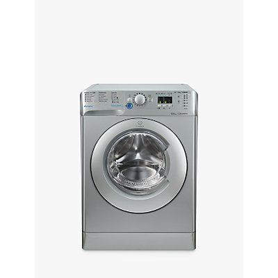 Indesit Innex BWA81483X Freestanding Washing Machine, 8kg Load, A+++ Energy Rating, 1400rpm