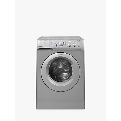 Indesit Innex BWC61452 Freestanding Washing Machine 6kg Load, A++ Energy Rating, 1400rpm Spin