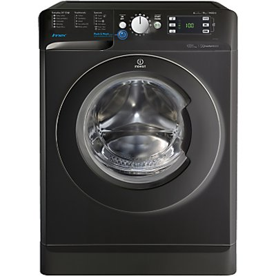 Indesit Innex BWE91484 Freestanding Washing Machine 9kg Load, A+++ Energy Rating, 1400rpm Spin