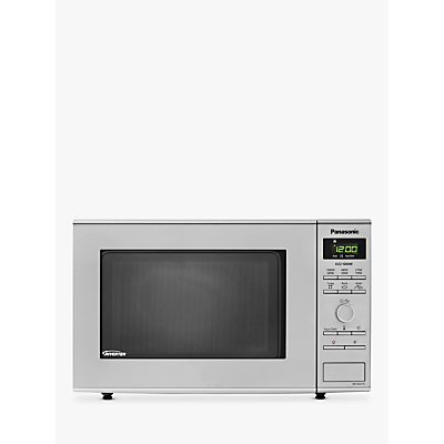 Panasonic NN-SD27HSBPQ Microwave, Stainless Steel