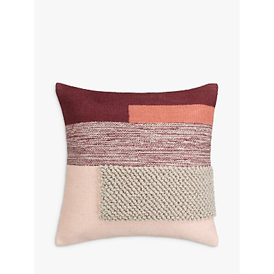 Design Project by John Lewis No 134 Cushion  Plaster - 23465336