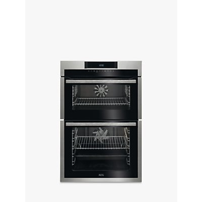AEG DCE731110M Built In Double Oven  Stainless Steel - 7332543526444