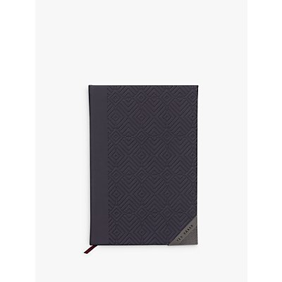 Ted Baker A5 Notebook - 5055923731710