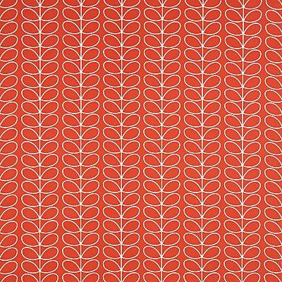 Orla Kiely Linear Stem Furnishing Fabric - 23647619
