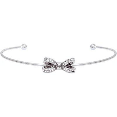 Ted Baker Olexii Swarovski Crystal Bow Cuff - 5055336355893