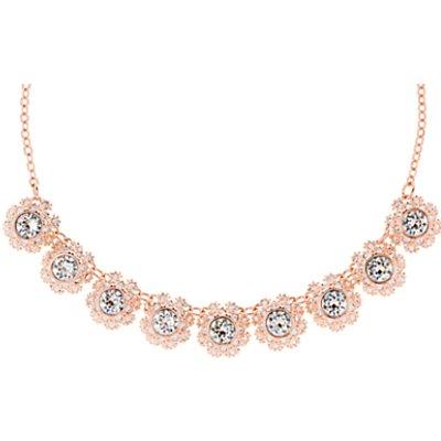 Ted Baker Siero Swarovski Crystal Daisy Lace Necklace - 5055336356173