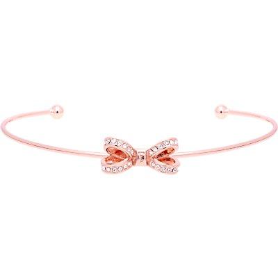 Ted Baker Olexii Swarovski Crystal Bow Cuff - 5055336355916