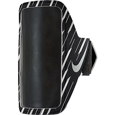 Nike 360 Flash Lean Armband  Black Silver - 0887791142559