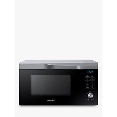"Samsung Easy Viewâ""¢ MC28M6075CS/EU Combination Microwave Oven, Silver"