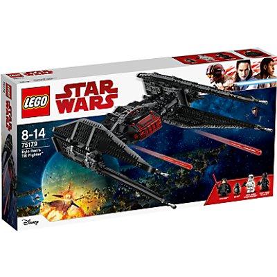 LEGO Star Wars The Last Jedi 75179 Kylo Ren's TIE Fighter