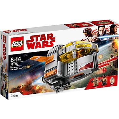 LEGO Star Wars The Last Jedi 75176 Resistance Transport Pod
