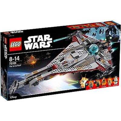 LEGO Star Wars 75186 The Arrowhead