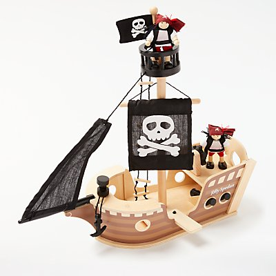 John Lewis & Partners Pirate Ship