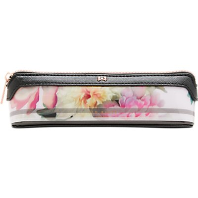 Ted Baker Painted Posie pencil case Baby Pink - 5054787363051