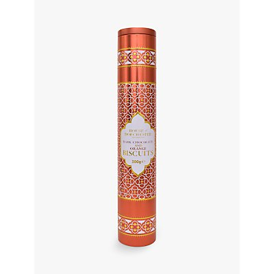 House of Dorchester Tales of the Maharaja Dark Chocolate and Orange Biscuits, 300g